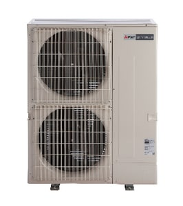 Mitsubishi Electronics USA City Multi® S Series 60 MBH R-410A 18.6 SEER Floor Mount Outdoor 5 Ton Mini-Split Heat Pump MPUMYP60NKMU