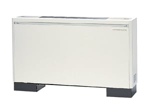 Mitsubishi Electronics USA City Multi® 2 Ton R-410A Floor Mount Indoor Exposed Commercial Air Conditioner MPFFYP24NEMUE