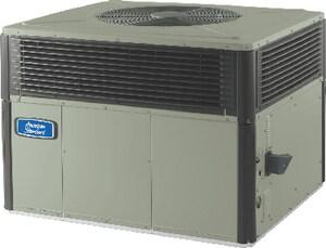 American Standard HVAC 4DCY4 XL14c 4 Ton 14 SEER R-410A Dual Fuel Packaged Heat Pump A4DCY4048C1090A