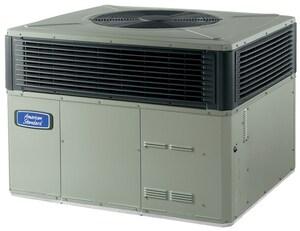 American Standard HVAC 4WCZ6 XL16c 3 Ton 16 SEER Convertible R-410A Packaged Heat Pump A4WCZ6036B1000A
