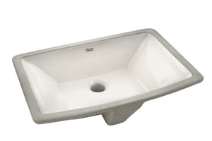 American Standard Townsend® Undermount Bathroom Sink in Linen A0330000222