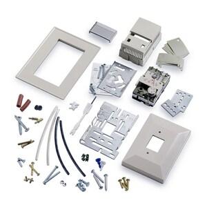 Siemens Building Technologies Retroline® 140F Direct Acting Pneumatic Thermostat Kit S192841