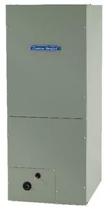 American Standard HVAC TEM6 Series 4 Tons Two-Stage Convertible and Multi 3/4 hp Air Handler ATEM6A0D48H41SB