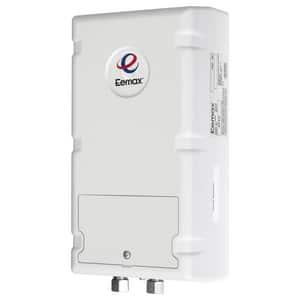 Eemax LavAdvantage 277V 140F Electric Tankless Hot Water Heater with Thermostatic Temperature Control - Deionized ESPEXTDI