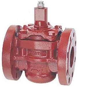 Flowserve Nordstrom Figure 143 2-1/2 in  Cast Iron 400 psig
