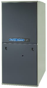 American Standard HVAC Freedom® 17-1/2 in. 80000 BTU 95% AFUE 3.5 Ton Single-Stage Upflow and Horizontal Left 1/2 hp Natural or LP Gas Furnace AAUH1B080A9421A