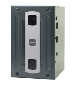 American Standard HVAC Upflow and Horizontal 3 Tons Two-Stage Electric and Gas 1/2 hp 60000 BTU Furnace AS9V2B060U3PSBA