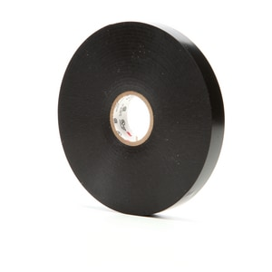 3M Scotch® 36 yd. x 1-1/2 in. Heavy Duty Plastic Electrical Tape (Case of 22) 3M05400710026