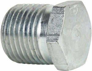 1-1/2 in. Threaded Galvanized Forged Steel HEX Head Plug GFSTHPJ