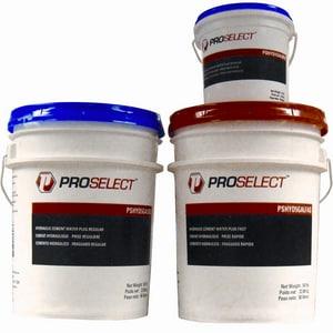PROSELECT® 1 gal Hydraulic Plug Cement in Blue PSHYD1GALREG at Pollardwater