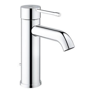 GROHE® Essence Single Handle Monoblock Bathroom Sink Faucet in StarLight Polished Chrome G2359200A