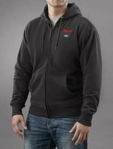 Milwaukee M12™ M Size Heated Hoodie Only in Black M2380M
