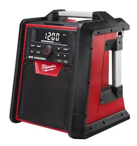 Milwaukee M18™ 18 V Jobsite Radio/Charger M279220 at Pollardwater