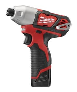 Milwaukee M12™ 12 V Hex Impact Drive Kit M246222