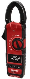 Milwaukee 600V Clamp Meter M223720 at Pollardwater