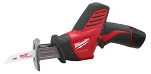 Milwaukee M12™ Hackzall® 12 V 11 in. Reciprocating Saw with Battery M242021