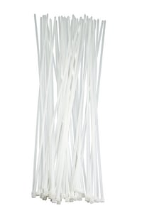 PROSELECT® 48 in. Cable Ties in Natural PSCTN48
