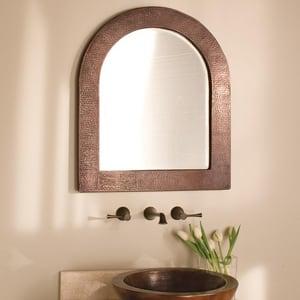 Sedona™ 22 X 36 ARCH Mirror Beveled Glass Sedona NCPM64