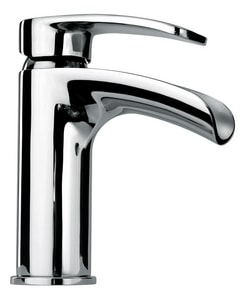 Fortis Brera 1.2 gpm 1-Hole Lavatory Faucet with Single Lever Handle in Polished Chrome F92211WCPC