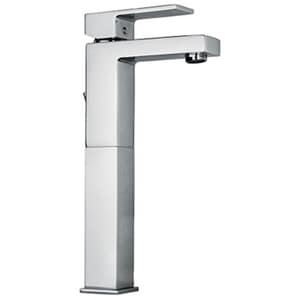 Fortis Scala 1-Hole Single Lever Handle Vessel Filler Lavatory Faucet in Polished Chrome F8420500PC