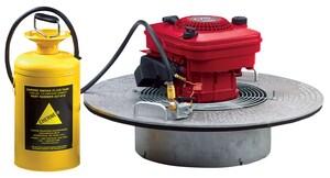 Cherne Air-Loc® Cast Aluminum Smoke Fluid Conversion Kit C036308 at Pollardwater