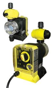 LMI LMI Roytronic™ Series A 0.5 gph 250 psi 110/120V PTFE, PVDF and Polyprel Chemical Metering Pump LA741919SI at Pollardwater