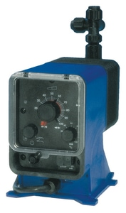 Pulsafeeder Pulsatron® 44 gpd 100 psi 115V PVC and PTFE Electronic Metering Pump PLPE4MAVTT1XXX