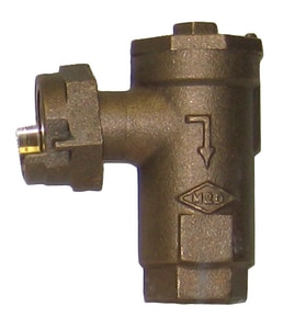 A.Y. McDonald 702-3HE 3/4 in. Meter x FNPT Brass Check Valve M7023HE43 at Pollardwater