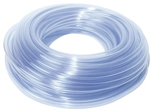 Hudson Extrusions 1/4 in. x 50 ft. PVC Food Grade Flexible Tubing H125250621350 at Pollardwater