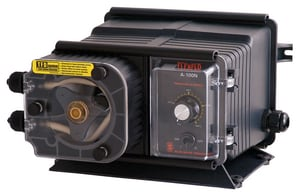Blue-White Industries A-100NF Series 95.1 gpd 50 psi Flex-A-Prene® 3/8 in. OD Compression BA1N30F7T
