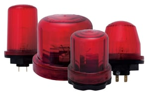 Alarm BEACON Reducer 15W With 12 LEAD CR25LG at Pollardwater