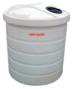 Chem-Tainer Industries 34 x 48 in. 150 gal Double Wall/Dual Containment Storage Tank CTC3448DC