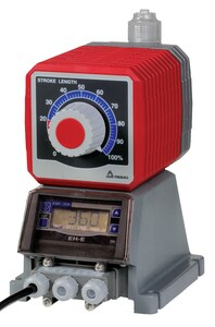 Iwaki Walchem EHE Series 1/2 in. 12 gph 60 psi OD Tube Metering Pump WEHE46E1VE at Pollardwater