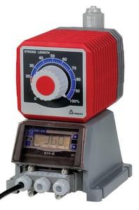 Iwaki Walchem EHE Series 1/2 in. 20 gph 30 psi 115V PTFE and EPDM Electric Motor Pump WEHE56E1VE at Pollardwater