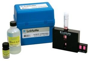 Lamotte Nitrite Nitrogen Test Kit for Octa-Slide 2 Comparator L335201 at Pollardwater
