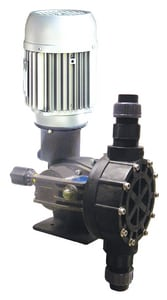 Pulsafeeder Blackline 336 gpd 150 psi PVDF and PTFE Centrifugal Pump PMD1BKTPN1AXXX at Pollardwater