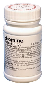 Industrial Test Systems Bromine Test Strip (Bottle of 50) I480001 at Pollardwater