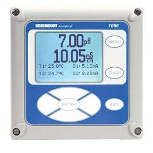 Emerson Process Management Rosemount™ 115/230V Multi-Parameter Dual Channel Transmitter E1056012030AN