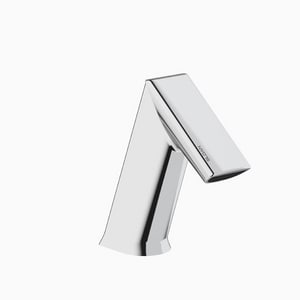 Sloan Valve Basys™ 6-15/32 in. 0.5 gpm 1-Hole Electronic Lavatory Faucet in Polished Chrome S3324095