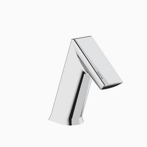 Sloan Valve Basys™ 6-15/32 in. Hardwired Deckmount Lavatory Faucet in Polished Chrome S3324250