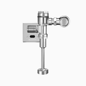 Sloan Valve Optima® 186 0.5 gpf Exposed Urinal Flushometer Flush Valve S3520010