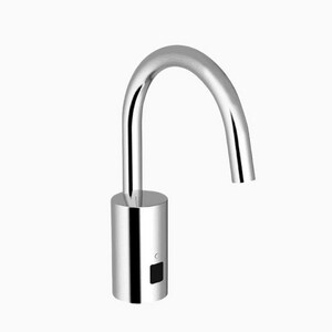 Sloan Valve Optima® No Handle Sensor Bathroom Sink Faucet in Polished Chrome S3335081
