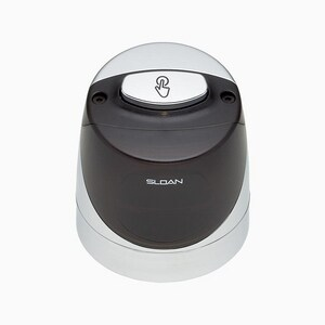 Sloan Valve G2 Optima Plus® G2 Cover/Ring/Sensor Assembly Water Closet Polished Chrome S0325160