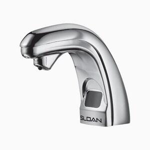 Sloan Valve Optima® Electronic Soap Dispenser Polished Chrome S3346057