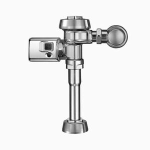 Sloan Valve Royal® 1 in. 1 gpf Exposed Sensor Flushometer in Polished Chrome S3912456