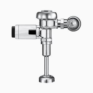 Sloan Valve Regal® XL 1 gpf Single-Flush Side Mount Flushometer in Polished Chrome S3982525