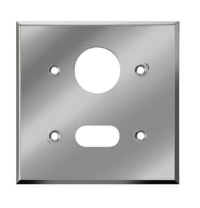 Sloan Valve Sensor Plate in Polished Chrome for Sloan EL 151 S0305151PK