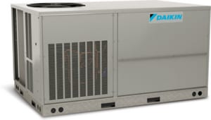Daikin DCC 2.5 Tons 13 SEER R-410A Single-Stage Commercial Packaged Air Conditioner GDCC048XXX3DXXX