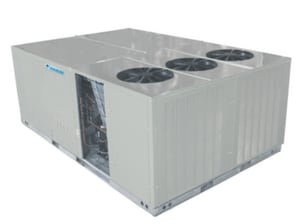 Daikin DCG Series 15 Tons 350 MBH 208/230V Triple Phase Commercial Packaged Gas/Electric Unit GDCG1803503BXXX