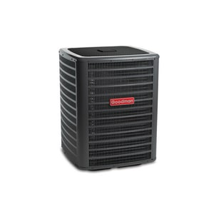 Goodman DSZC16 Series 5 Ton 16 SEER Downflow and Horizontal Two-Stage R-410A 1/6 hp Split-System Heat Pump GDSZC160601